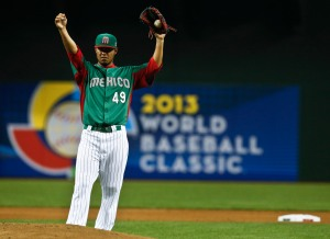 WBC Mexico United States Baseball
