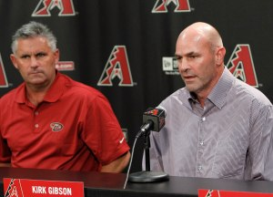 Kirk Gibson, Kevin Towers